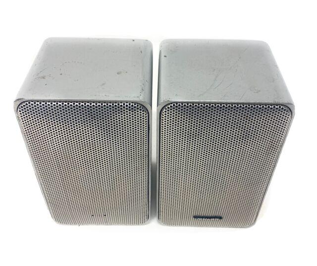 Vintage REALISTIC Minimus-7 Speakers 40-2030C Made In