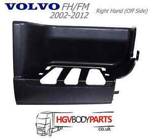 Volvo FH//FM 2nd-3rd Series Step panel LH