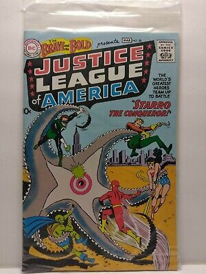 1st JLA Brave and the Bold #28 Loot Crate UNOPENED Reprint COA!!!