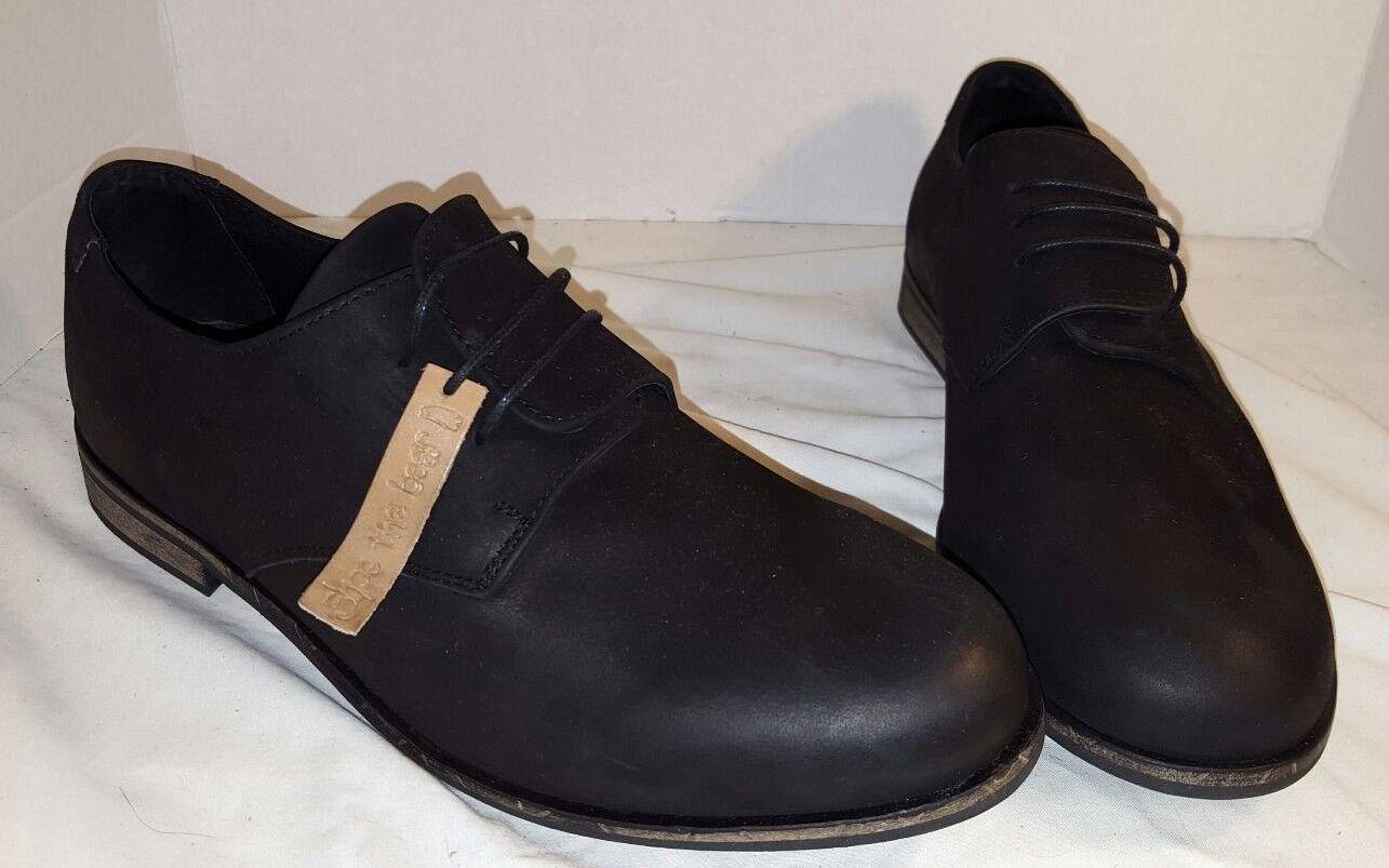 Nuevo Para Para Nuevo Hombre Calzado El Oso Negro solapamiento Derby Zapatos Oxford nos / 11.5 78cce2