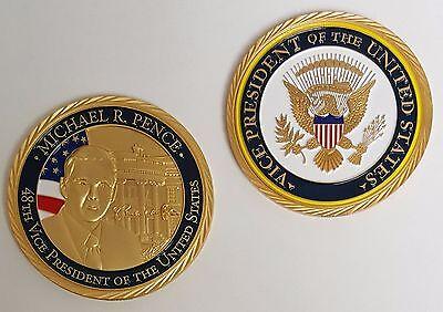 Vice President Michael Pence 48th Vp Vpotus 100 Coins