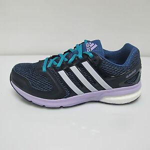watch 626d1 bbbdc Image is loading Adidas-Shoes-Gymnastics-woman-mod-Questar-W-aq6646-