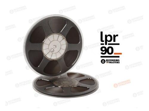 "NEU PYRAL BASF RTM LPR90 NAB Tonband Spule Reel Tape 1//4/"""