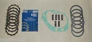 suzuki sv650 2003-2015 ebc clutch kit friction & steel plates