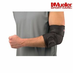 89577bc886 Image is loading Mueller-Compression-Elbow-Support-For-Sports-Adjustable- Elbow-