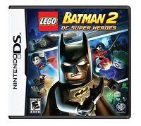 LEGO Batman 2: DC Super Heroes (Nintendo DS, 2012)