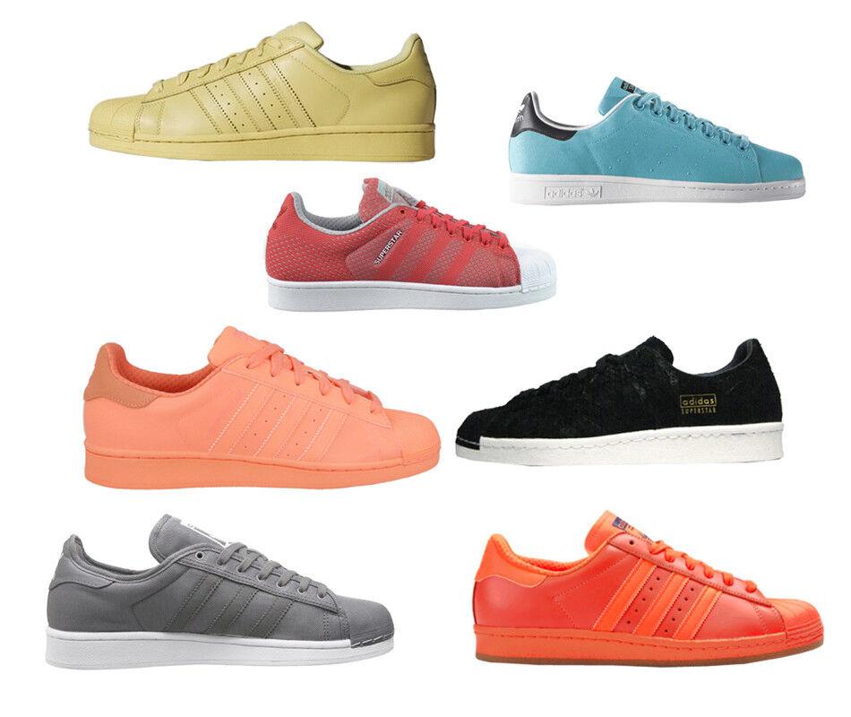 Adidas Superstar Stan Damen Smith Sneaker Originals Freizeit Zapatos Damen Stan Herren NEU b651fa