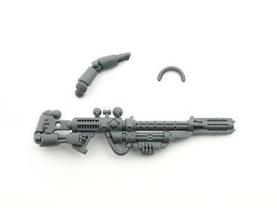5x Necron Immortals/deathmarks Deathmarks Sinapsi-desintegrator Con Braccio Bit-tegrator Mit Arm Bits It-it Mostra Il Titolo Originale
