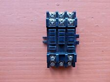 Spc Technology Rs 11 Sq Relay Base Socket 10 Amp 300v 11 Pin