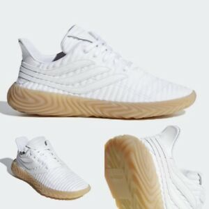 aaa6678a3ddb8 Image is loading Adidas-Sobakov-Running-Shoes-Sneakers-BB7666-White-Limited-