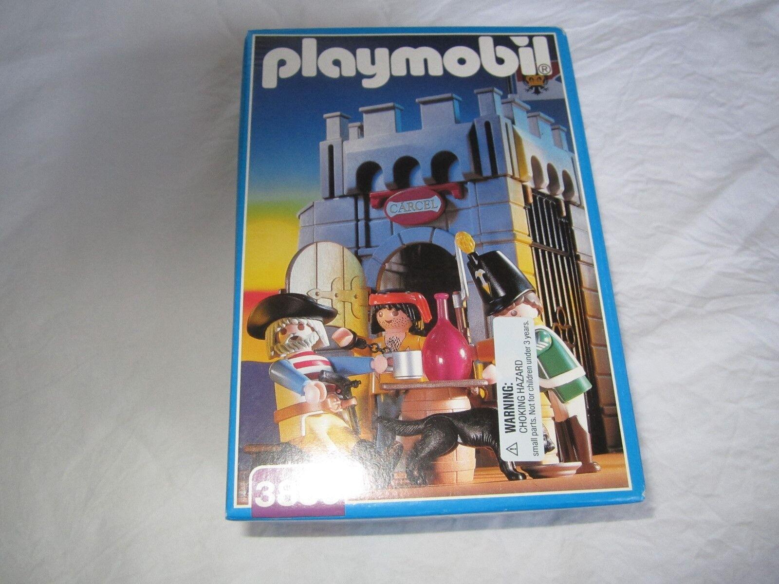 Playmobil piraten soldaten gevangenis jail prison 3859 3112 9998 3113 3054 new