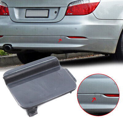 For BMW E60 E61 5-Series Front Bumper Car Tow Towing Hook Cover 528i 528xi 535i