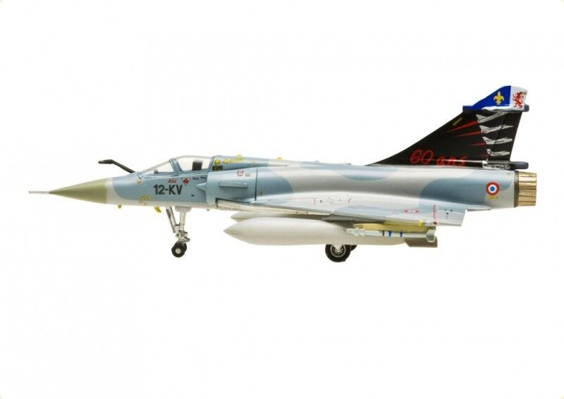 HOGAN WINGS 7440 7440 7440 French Air Force Mirage 2000C 12-KV Scale 1 200 M-Series - NEU 013546