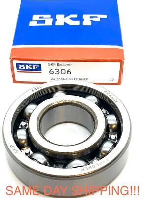 NORMA 306 BEARING OPEN 30x72x19 mm 6306 USA
