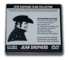 Jean Shepherd Movie/TV shows Collection/14 DVD BOX SET