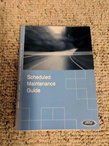 2001 ford mustang owner's manual factory reprint.