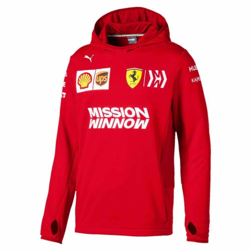 Puma Mens Scuderia Ferrari Team Tech Fleece  | Kunde zuerst