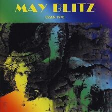 MAY BLITZ: Essen 1970; Thors Hammer LP gatefold cover; with 8-page insert NEU