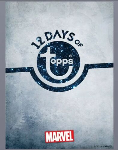 12 Days of Topps Silver DAY#3 STORM Topps Marvel Collect *Digital