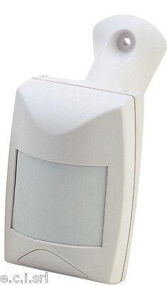 Sensore di movimento infrarossi doppia tecnologia antifurto LINCE 1630DT//JOLLY