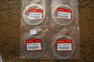 Honda-TLR-200-250-Clutch-Steel-Plates
