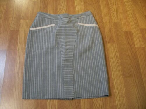 Retails Theanh 8 Dbl New Stripe Gray Size Tags Skirt Andy 258 With Dollars aqwwftv