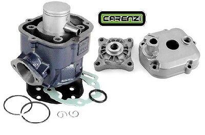 Kit cylindre piston Carenzi culasse APRILIA RS DERBI SENDA ENDURO 50 Euro 3