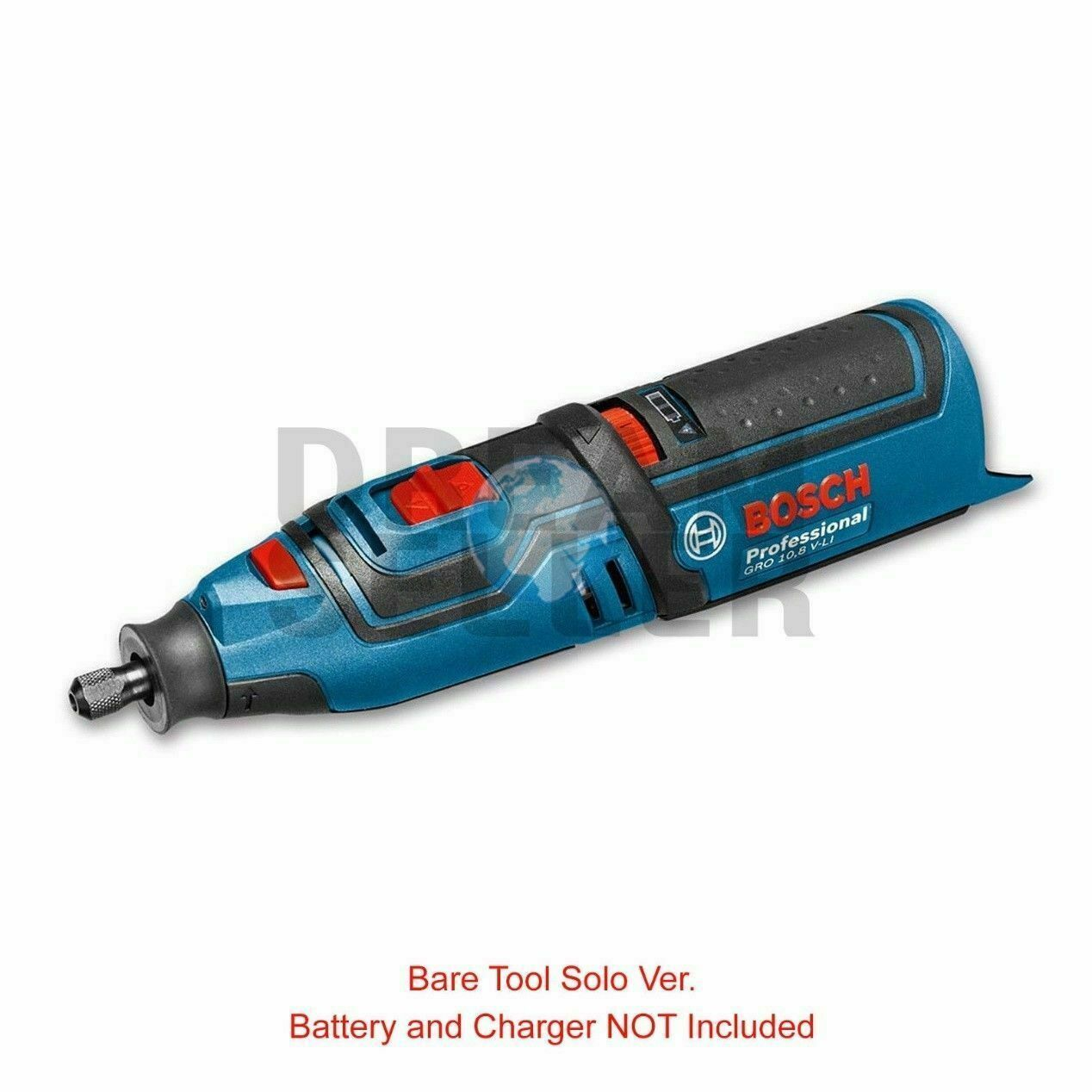 Bosch GRO 10.8V-LI Professional Cordless Rotary Multi Tool Bare Tool only body