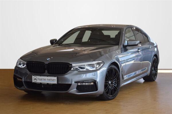 BMW 530d 3,0 M-Sport xDrive aut. billede 0