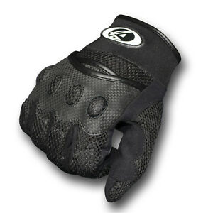 New-AGVsport-Aeromesh-Motorcycle-Gloves-Summer-Black-Clarino-synthetic-palm