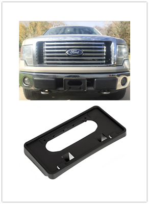 Front License Plate Holder Backing Bracket for 04-05 Ford Pickup Truck F150