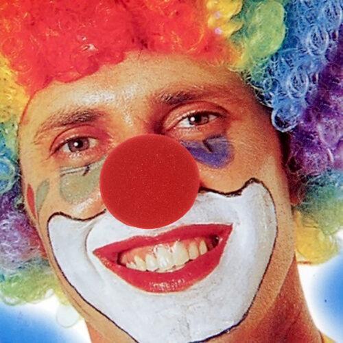 25x Clown Schaum Nase Kostüm Party Cosplay Clownnase Schaumstoff Schaumstoff Neu