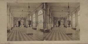Museo Parigi? Francia Stereo Vintage Albumina Ca 1865