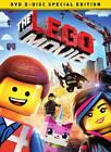 The LEGO Movie (DVD, 2014, 2-Disc Set, Special Edition Includes Digital Copy UltraViolet)