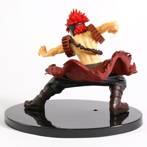 13cm Anime My Hero Academia Kirishima Eijiro PVC Action Figure Collectible Model