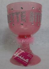 Bachelorette Bitch Light Up Pimp Cup X/Lg Goblet Party Sexy Girls Night Novelty