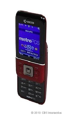 Kyocera Laylo M1400 Black Red Metropcs Cellular Phone For Sale Online Ebay