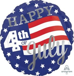 4th-OF-JULY-BALLOON-17-034-INDEPENDENCE-DAY-UNITED-STATES-OF-AMERICA-FOIL-BALLOON