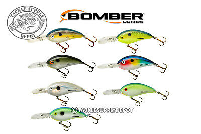 Tennessee Shad Bomber Fat Free Fingerling 3//8 oz Fishing Lure