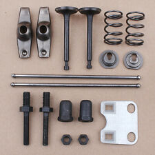Valve Rocker Arm Push Rod Guide Plate Kit For Honda Gx160 Gx200 55hp 65hp