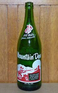 Dating mountain dew bottles