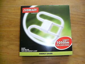 Eveready-16W-Low-Energy-Lamp-4-pin