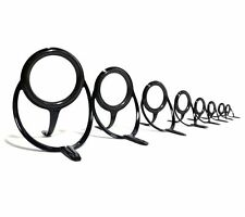 Fuji? BNOG Guide Set Size 40 to 10 - 7 Guides for M/MH Spin Rod - Free Shipping