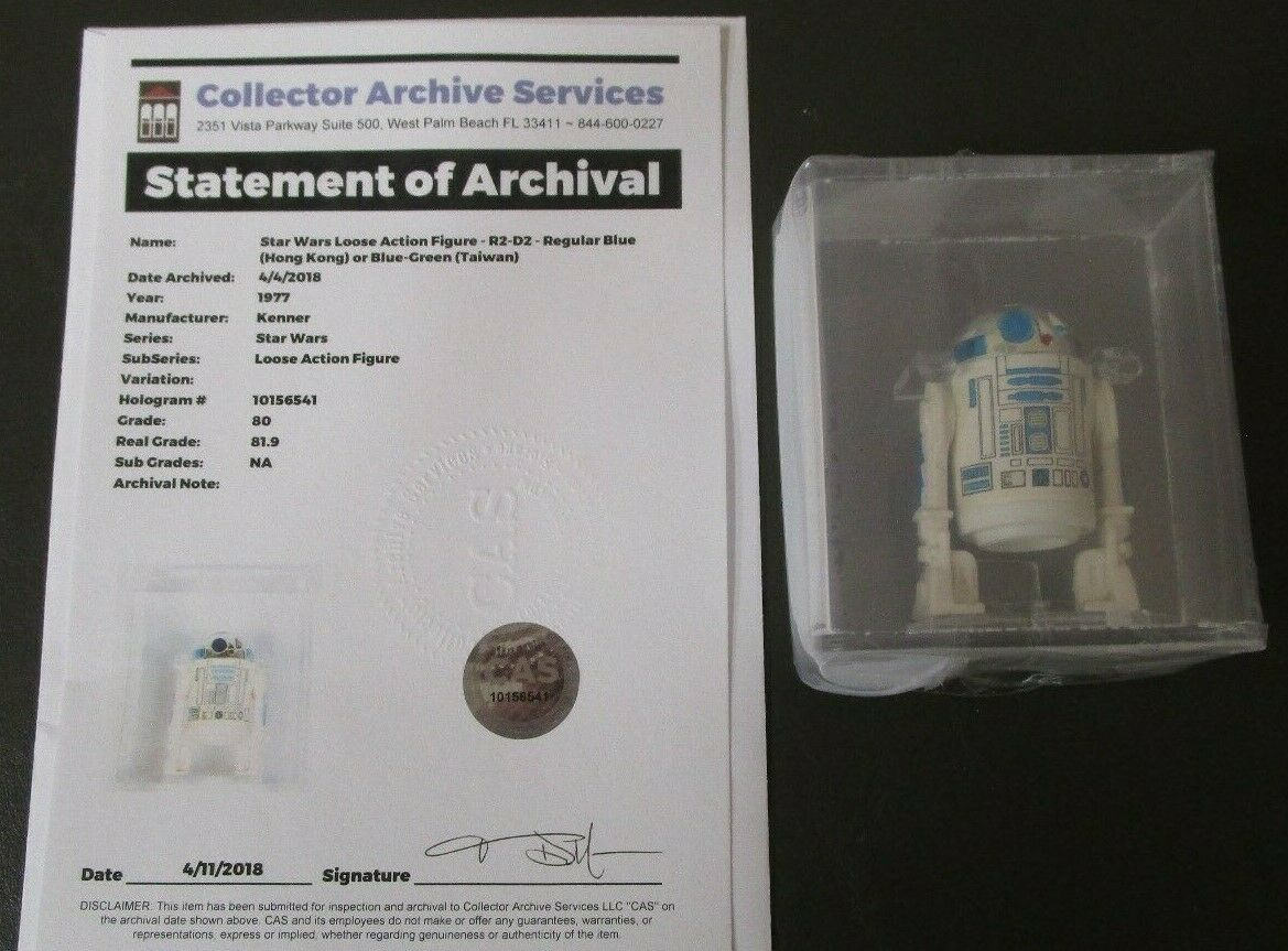 comprar descuentos R2-D2 peonías detoo 1977 1977 1977 Estrella Wars calificado CAS 80 casi nuevo Hong Kong Figura De Acción autoridad Coo  artículos de promoción