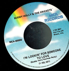 MFD-IN-CANADA-ROCK-45-RPM-BUDDY-HOLLY-amp-THE-CRICKETS-THAT-039-LL-BE-THE-DAY