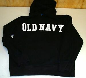 Other Kids' Clothing & Accs Aspiring Old Navy Thick Hoodie W/ Front Pocket ~ Black ~ Teen Xl 14-16 Kids' Clothing, Shoes & Accs