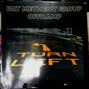 PAT-METHENY-GROUP-Offramp-Album-Released-1982-Vinyl-Record-Collection-US-press