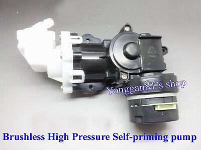Nidec DC Brushless High-pressure Water Pump Self-priming Piston Diaphragm Pump