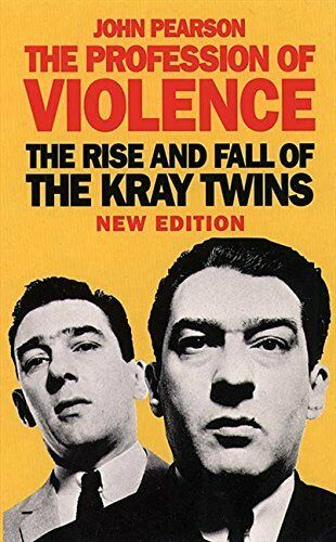 (Good)-Profession of Violence: Rise and Fall of the Kray Twins (Paperback)-John
