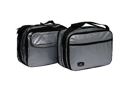 Rot//Schwarz Kofferauskleidung Innere Gepäck Taschen für BMW R1200RT LC
